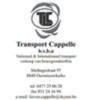 Capelle transport